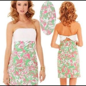 NWT Lilly Pulitzer Franco Dress Hotty Pink
